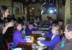 school trip to learn spanish at la paella