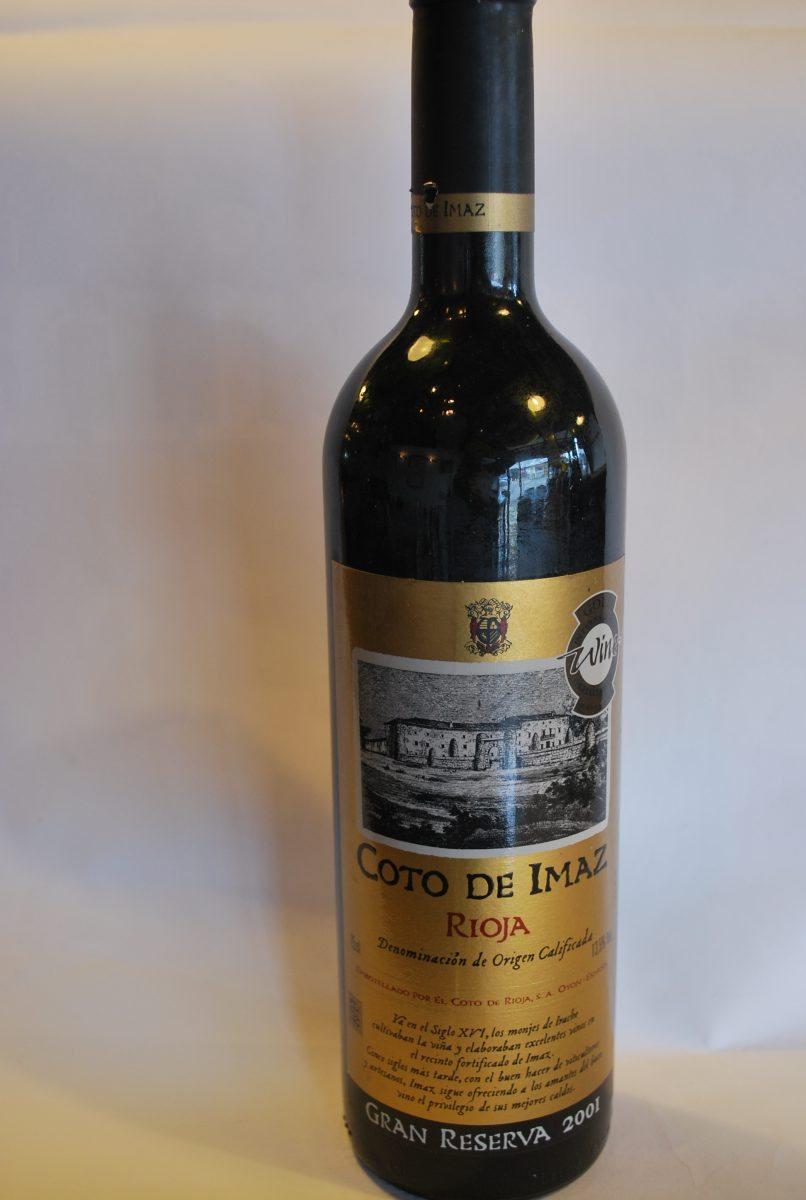 Coto De Imaz Gran Reserva (Rioja)