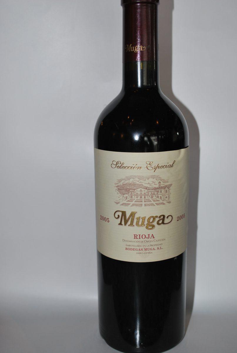Muga Reserva Especial (Rioja)