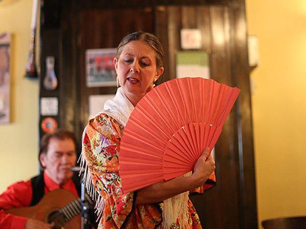 Flamenco Restaurant London